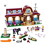 LEGO Friends Heartlake Riding Club 41126 (Color: Multi-colored, Tamaño: 575 Piece)