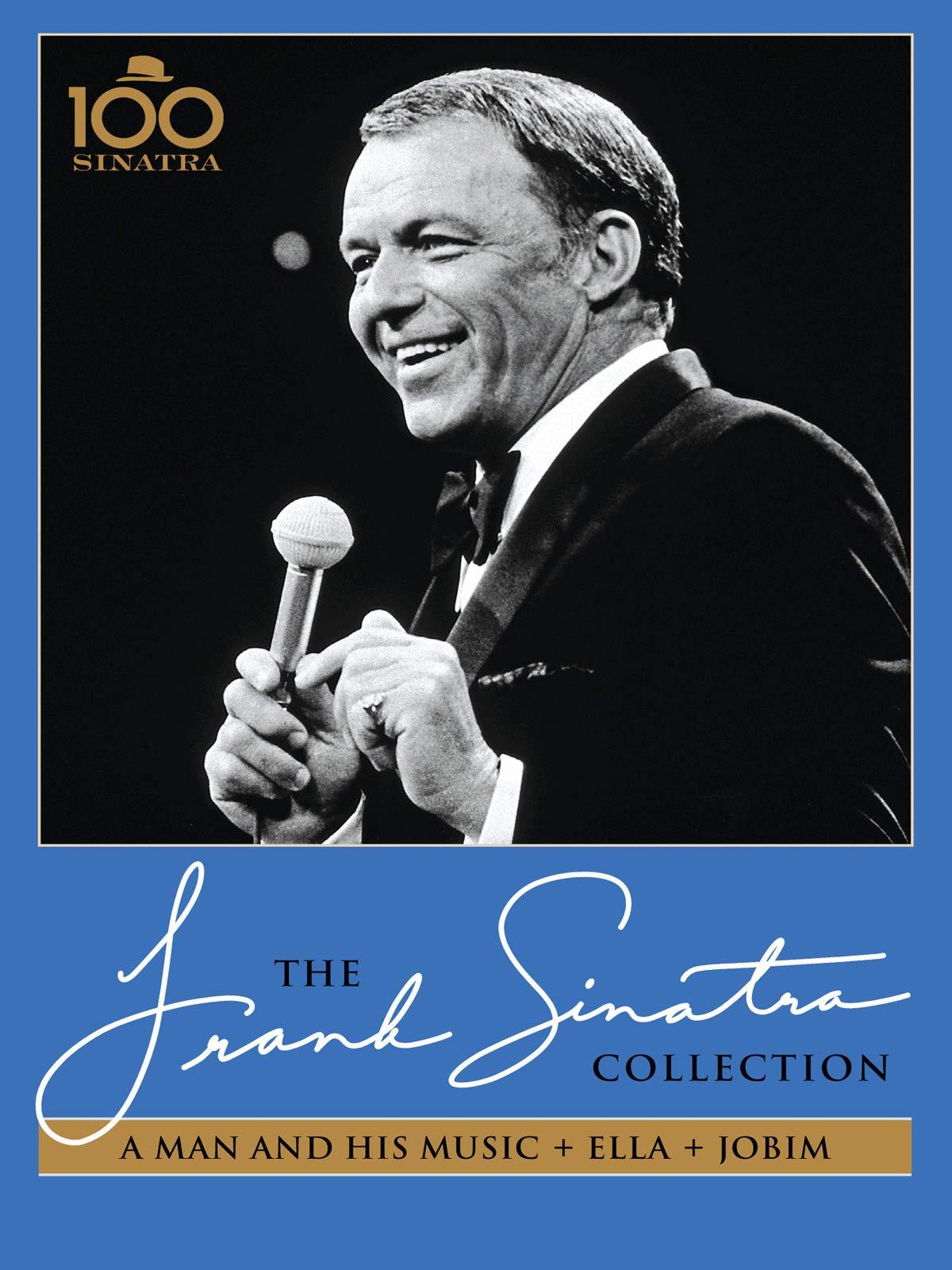 Frank Sinatra - A Man And His Music + Ella + Jobim