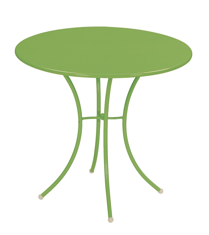 Emu 309066000 Pigalle Tisch 906, ø 80 cm, pulverbeschichteter Stahl, grün online kaufen