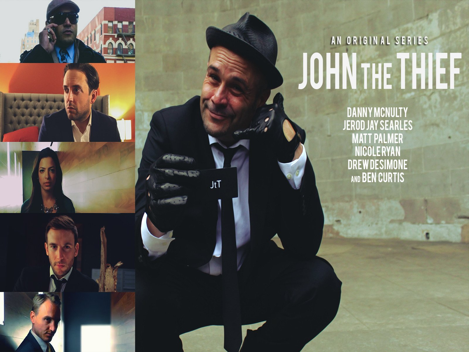 John The Thief - Season 1