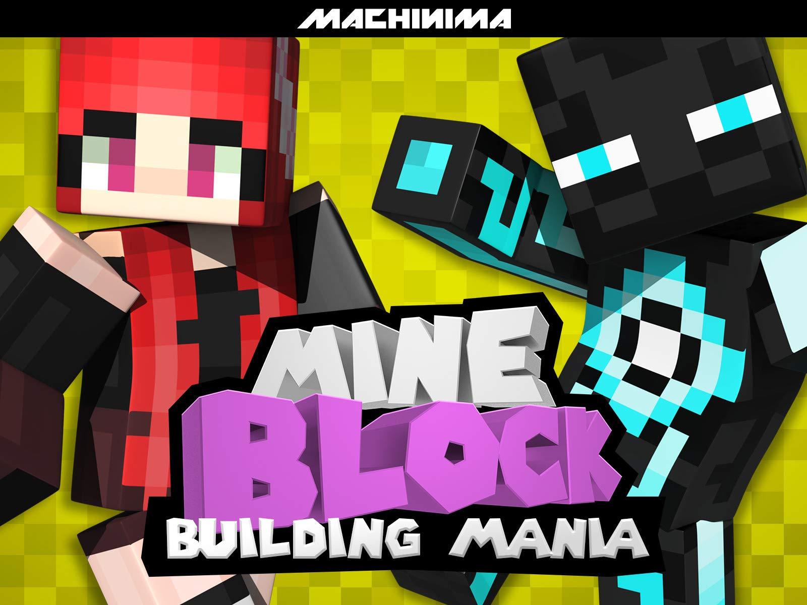 Clip: Mine Block: Building Mania on Amazon Prime Video UK
