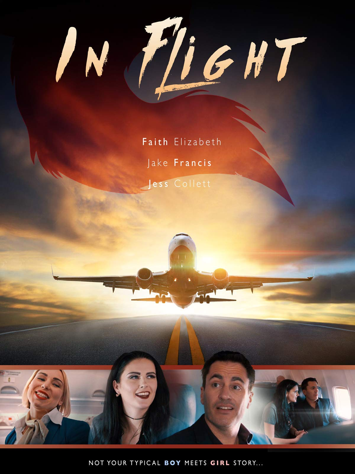 In Flight on Amazon Prime Instant Video UK