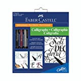 Faber-Castel Getting Started Calligraphy Kit (Color: Multi)