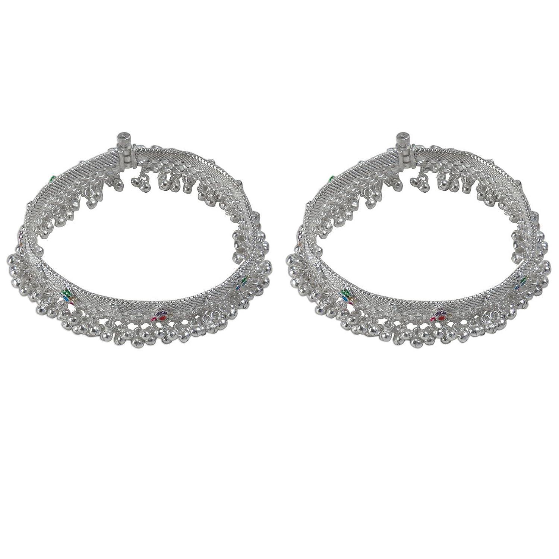 Geschenk für Mädchen Sterling Silber Schmuck Knöchel Armband Paare Länge: 250 CM als Weihnachtsgeschenk kaufen