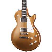 Gibson USA Les Paul Tribute T 2017 Electric Guitar (Satin Gold)
