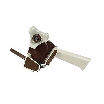 Box sealing tape dispenser
