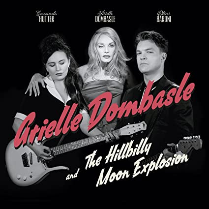 Arielle Dombasle & The Hillbilly Moon Explosion – French Kiss