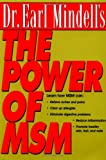 Dr. Earl Mindell's The Power of MSM (0658014609) by Mindell, Earl