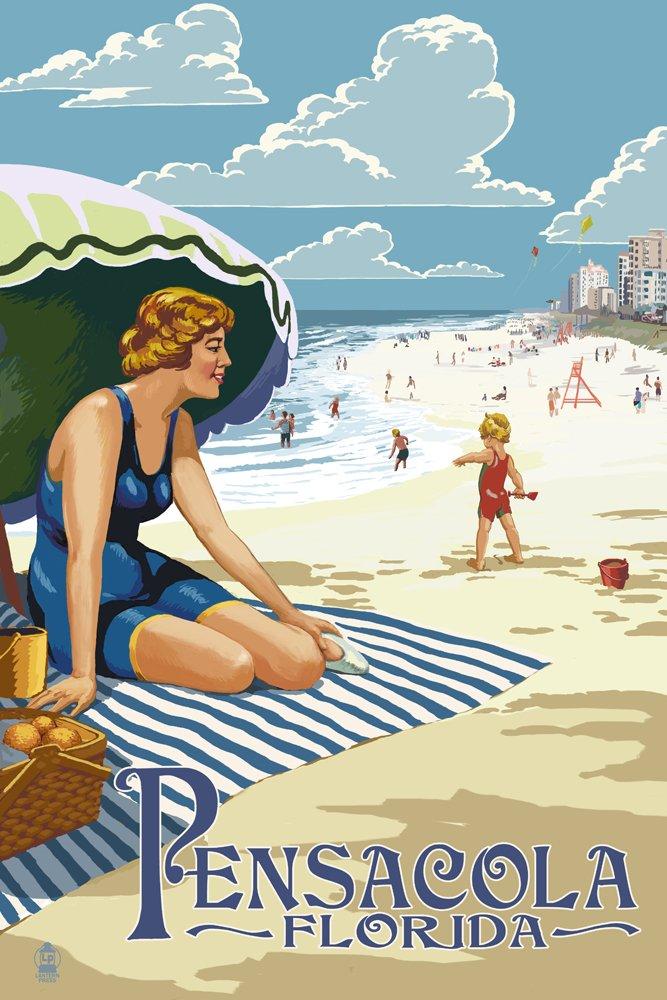 Pensacola, Florida poster