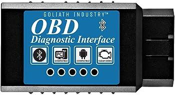 Kobra OBD2 Auto Bluetooth Scan Tool Adapter