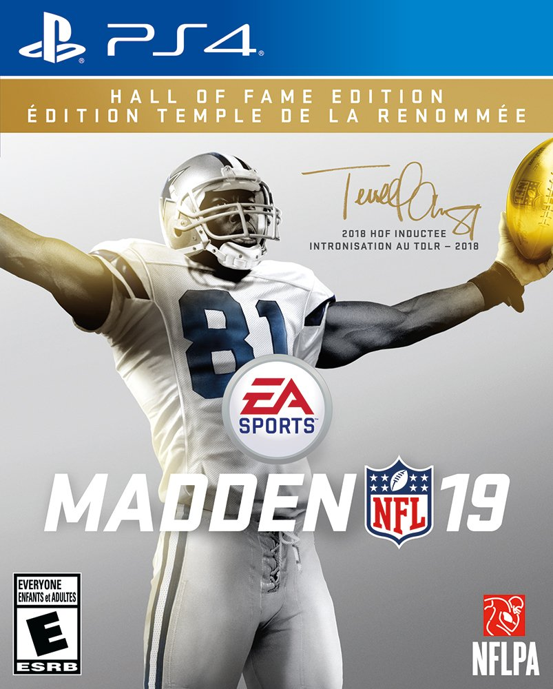 Check Out Madden Nfl Hall FameProducts On Amazon!