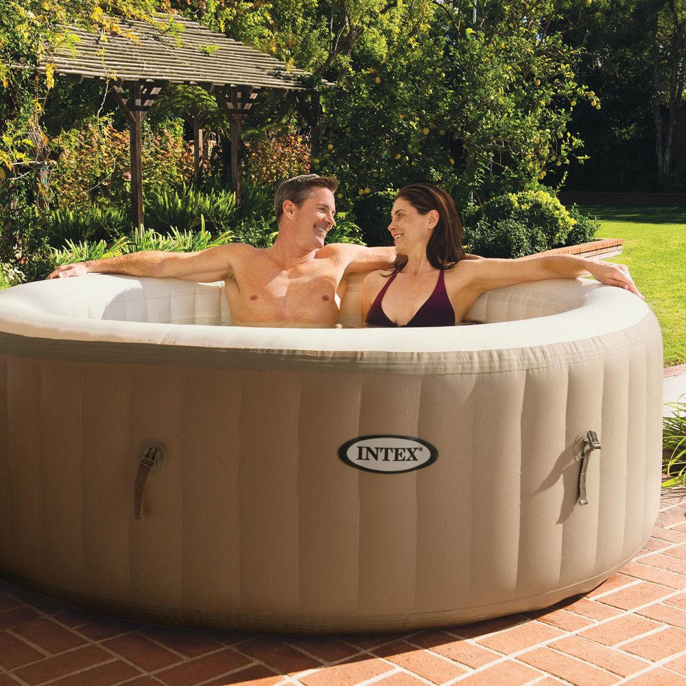 If you're looking to pick up an inflatable hot tub, have a look at this detailed buying guide.