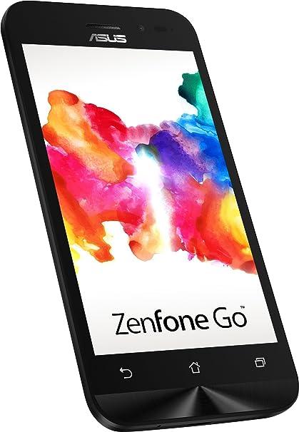 Zenfone GO-Smartphone débloqué-Android (8 GO Quad-Core Double SIM) Noir