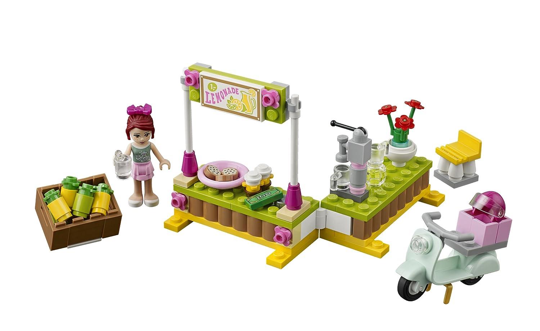 Lego friends lemonade stand