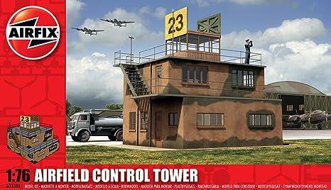 Airfix - A03380 - Construction et Maquettes - Bâtiment - RAF Control Tower