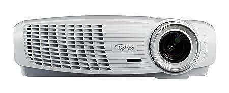 Optoma HD131xe W Videoproiettore Full 3D, Home Cinema 1080p, Nero