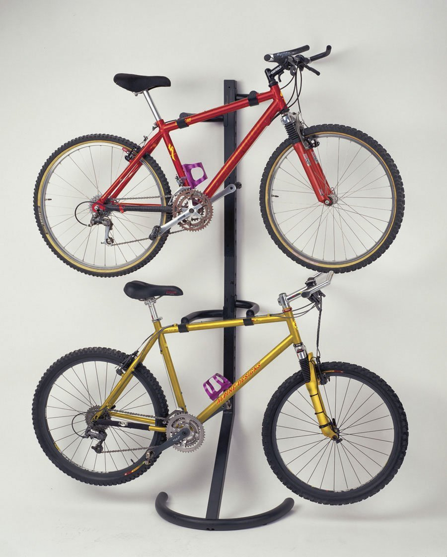 Bike Racks For Garage Storage solution to unclutter