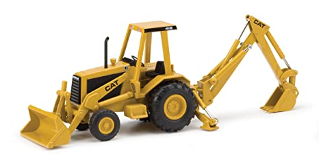 Tractopelle CAT 416