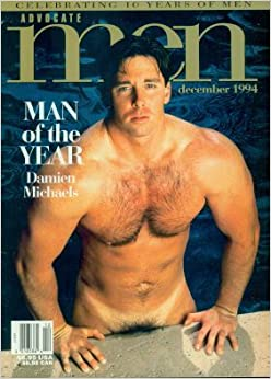Advocate Men (December 1994) Magazine Gay Male Nude Photos