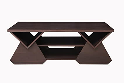 Furniture of America Chinua Modern Coffee Table, Espresso