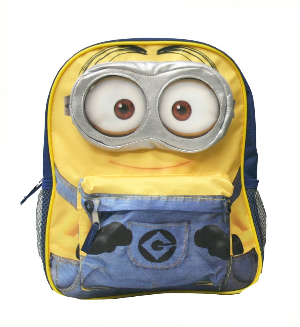 Despicable Me 12 Minion Backpack
