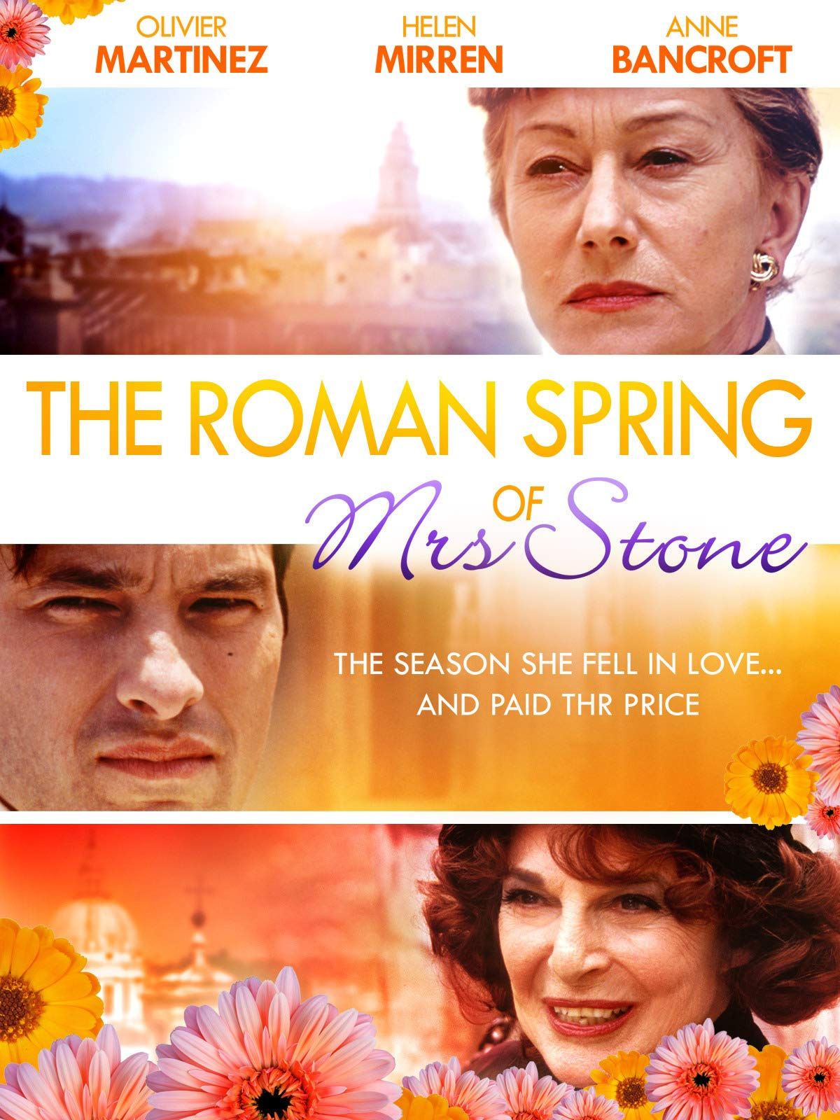 The Roman Spring of Mrs. Stone on Amazon Prime Instant Video UK
