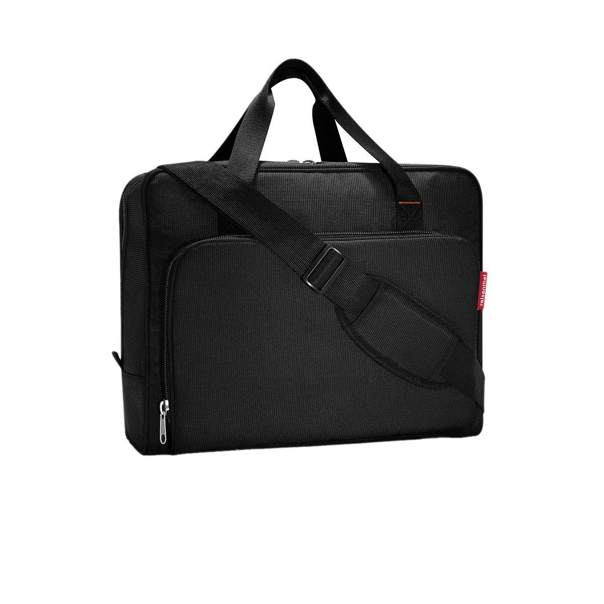 Reisenthel Reisetasche Boardingbag 46 cm 30 Liters Schwarz (black) 4012013566684    Kritiken und weitere Informationen