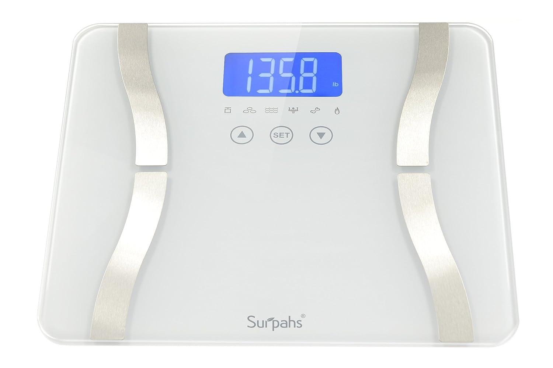 Surpahs Dual-S Digital Body Fat Scale