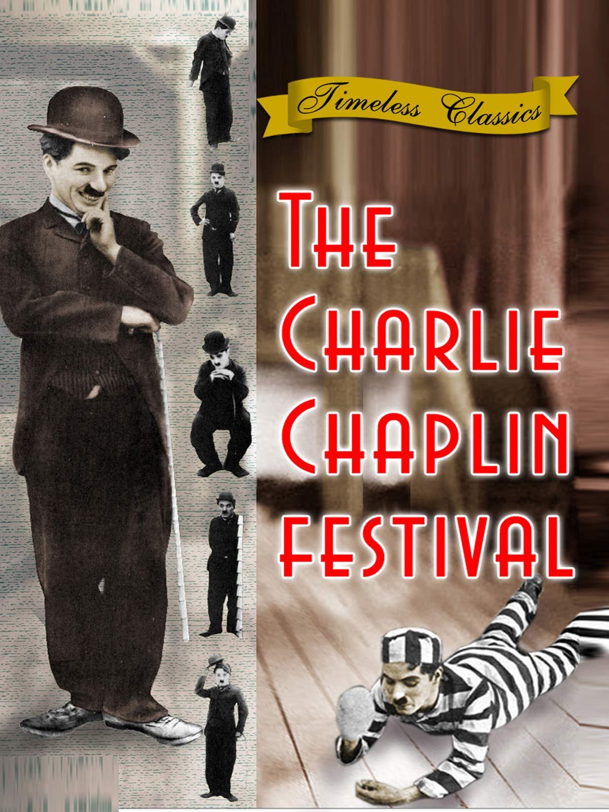 The Charlie Chaplin Festival (1917)