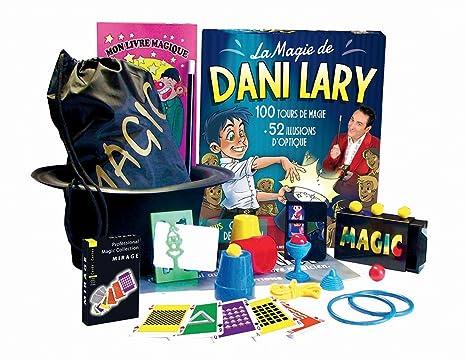 La Magie de Dani Lary - 100 Tours de magie + 52 Illusions d'optique