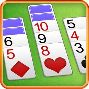 Solitaire (Kindle Tablet Edition) by Magma Mobile