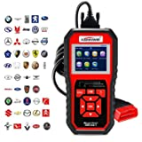 OBD2 Scanner OBDII Auto Diagnostic Code Scanner Universal Vehicle Engine O2 Sensor Systems OBD2 EOBD Scanners Tool Check Engine Light Automotive Code Reader for all OBD II Protocol Car Since 1996 (Color: OBDII Auto Diagnostic Code Scanner)