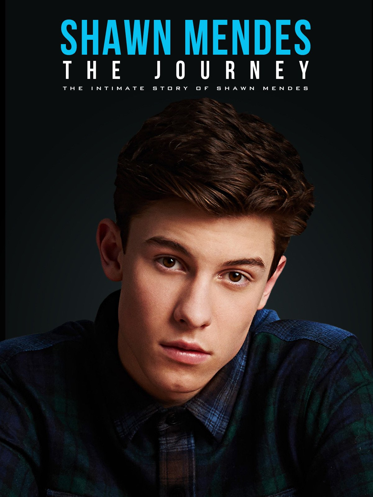 Shawn Mendes on Amazon Prime Video UK