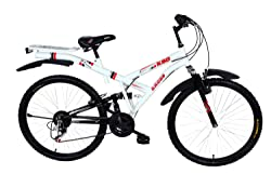 Kross K 60 Multi Speed 26T Bicycle (White)