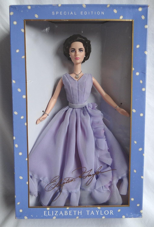 Elizabeth Taylor Barbie 2000 (White Diamonds) als Weihnachtsgeschenk