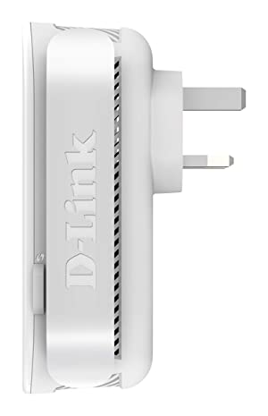 D-Link WiFi Range Extender Plug EXO Mesh AC2000 Dual Band Wireless or Ethernet Port (DAP-1820-US) (Color: AC200 WiFi Range Extender, Tamaño: AC200 WiFi Range Extender)