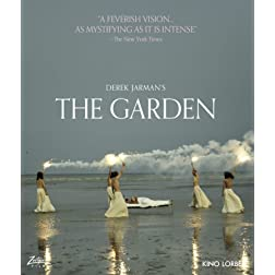 The Garden Jarman [Blu-ray]