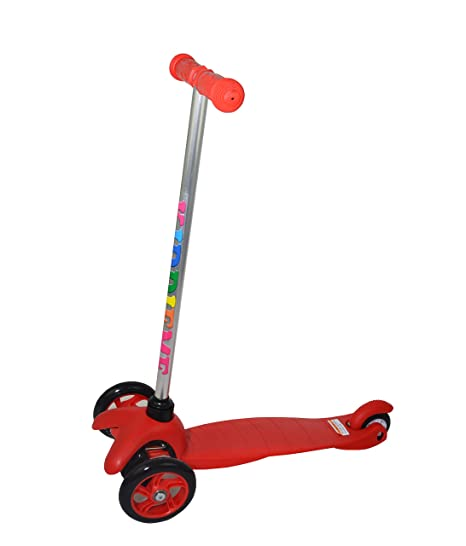 Speedwheels Kiddieme Trottinette Rouge