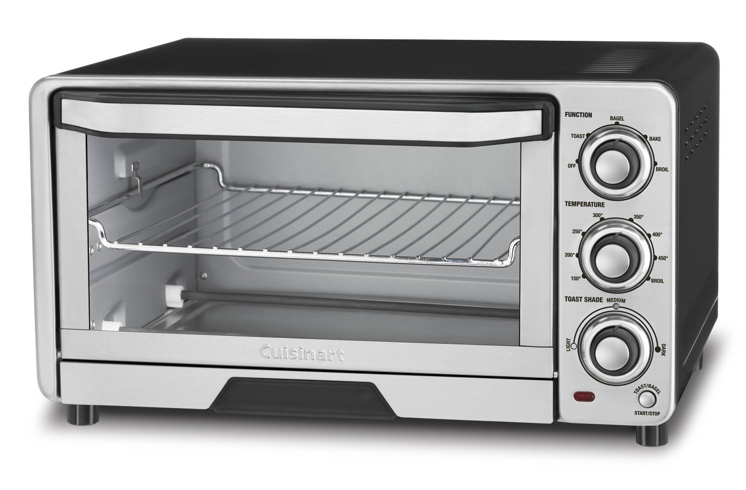 Countertop Oven With Cooktop : Top 10 Best Toaster Ovens - Best Toaster Ovens Review