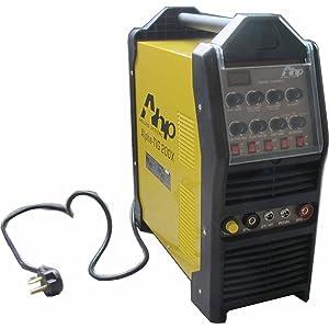 AHP AlphaTIG 200X 200-Amp IGBT AC DC Tig/Stick Welder