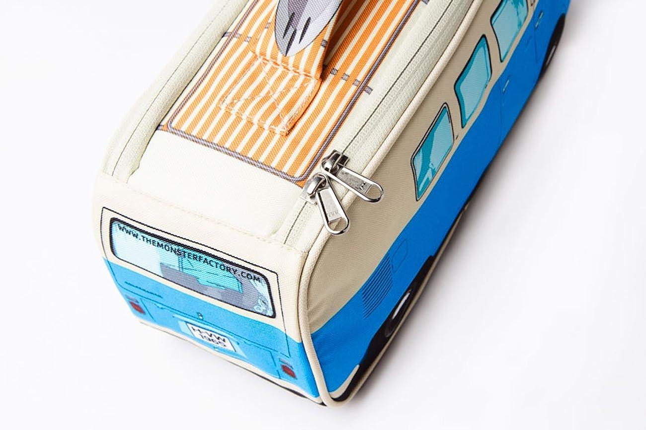 VW Volkswagen T1 Camper Van Lunch Bag - Blue - Multiple Color Options Available 5