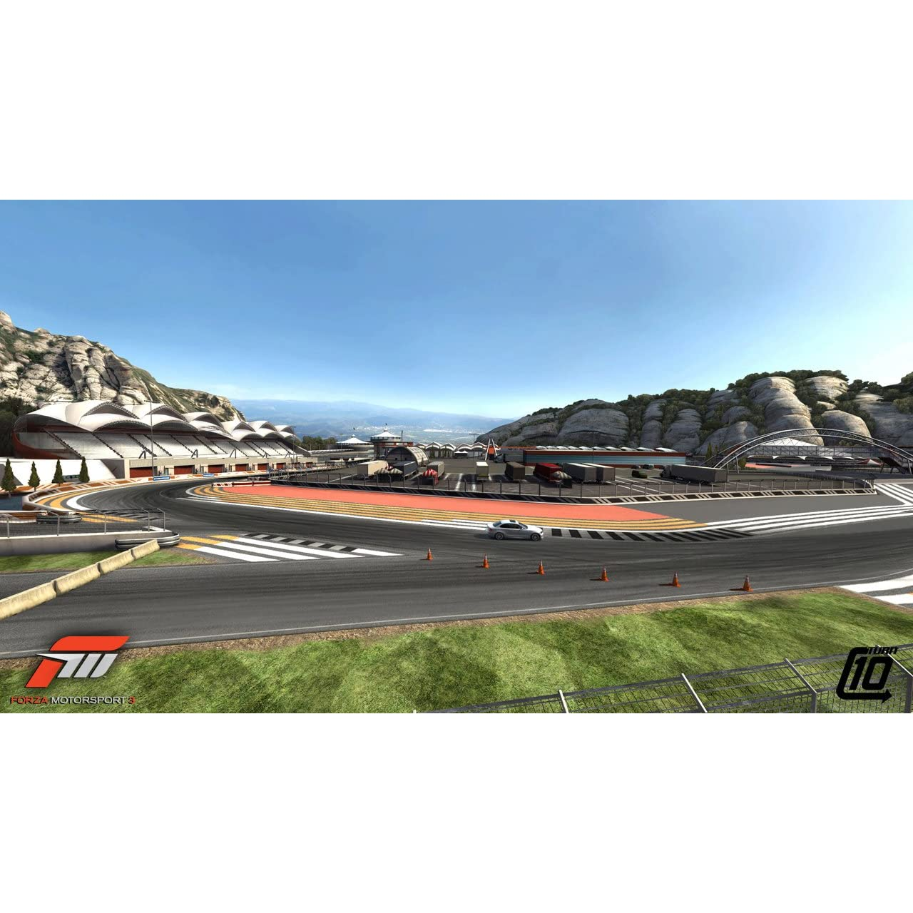 Online Game, Online Games, Video Game, Video Games, Xbox 360, Motor Sports,  Racing, Forza Motorsport 3