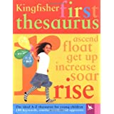 Kingfisher First Thesaurus (Kingfisher First References)by George Beal