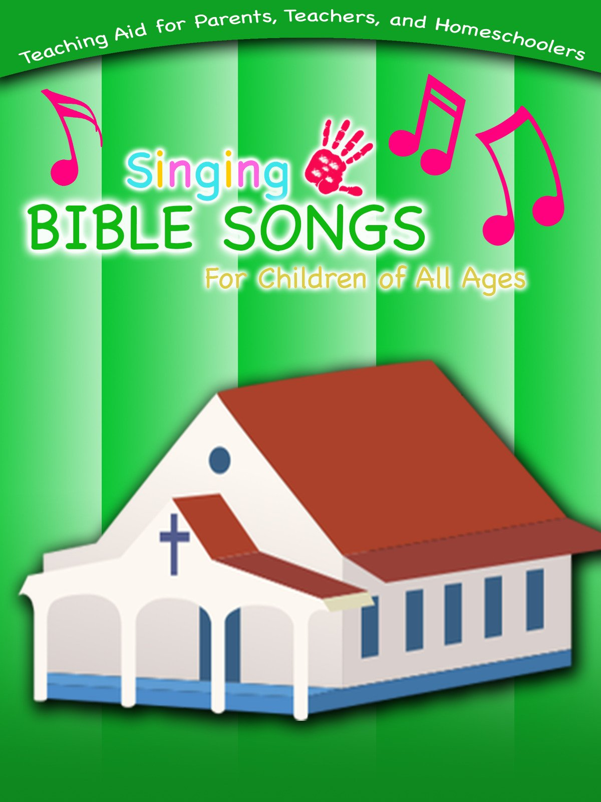 Signing Bible Songs on Amazon Prime Instant Video UK