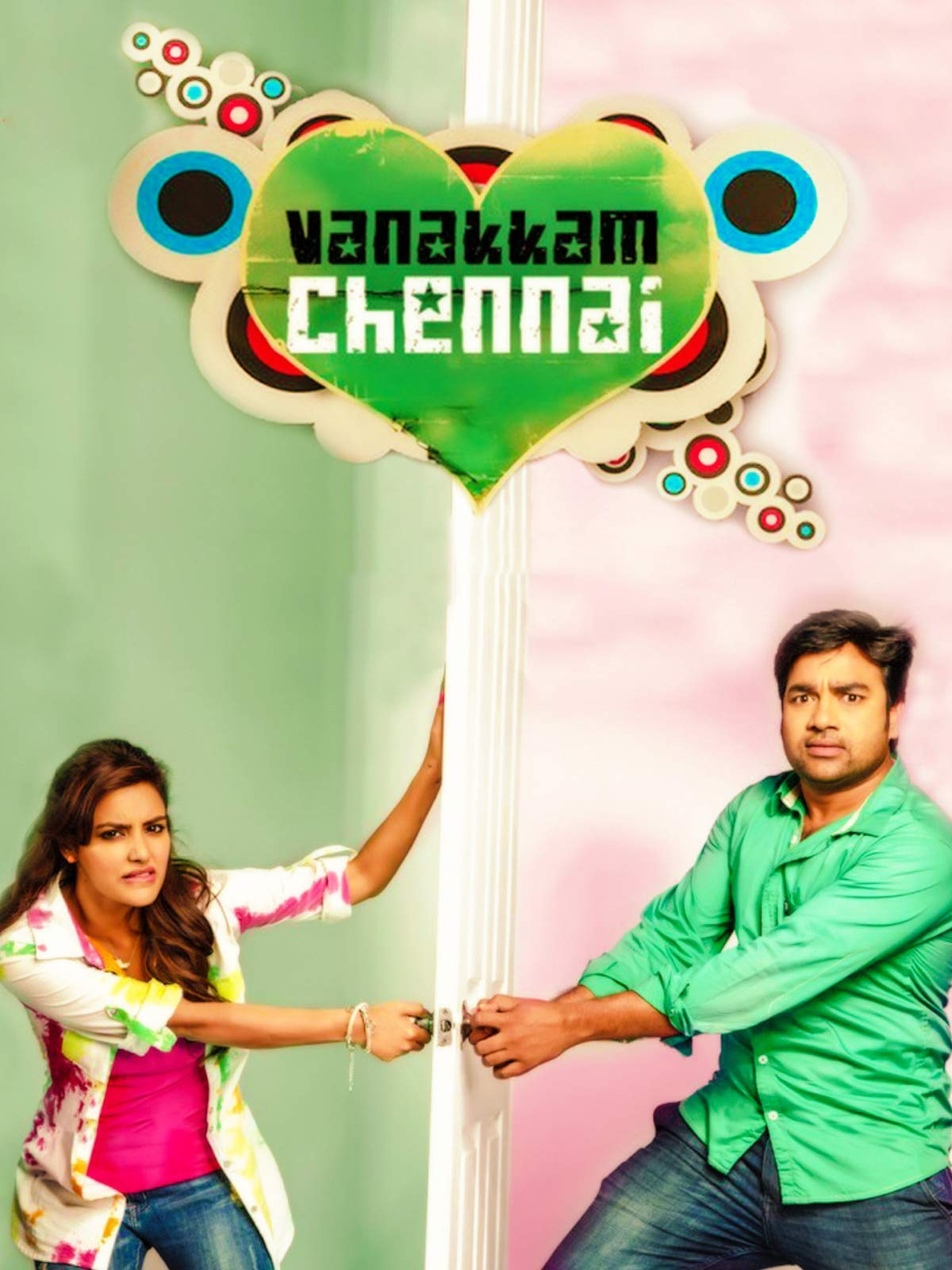 Vanakkam Chennai on Amazon Prime Video UK