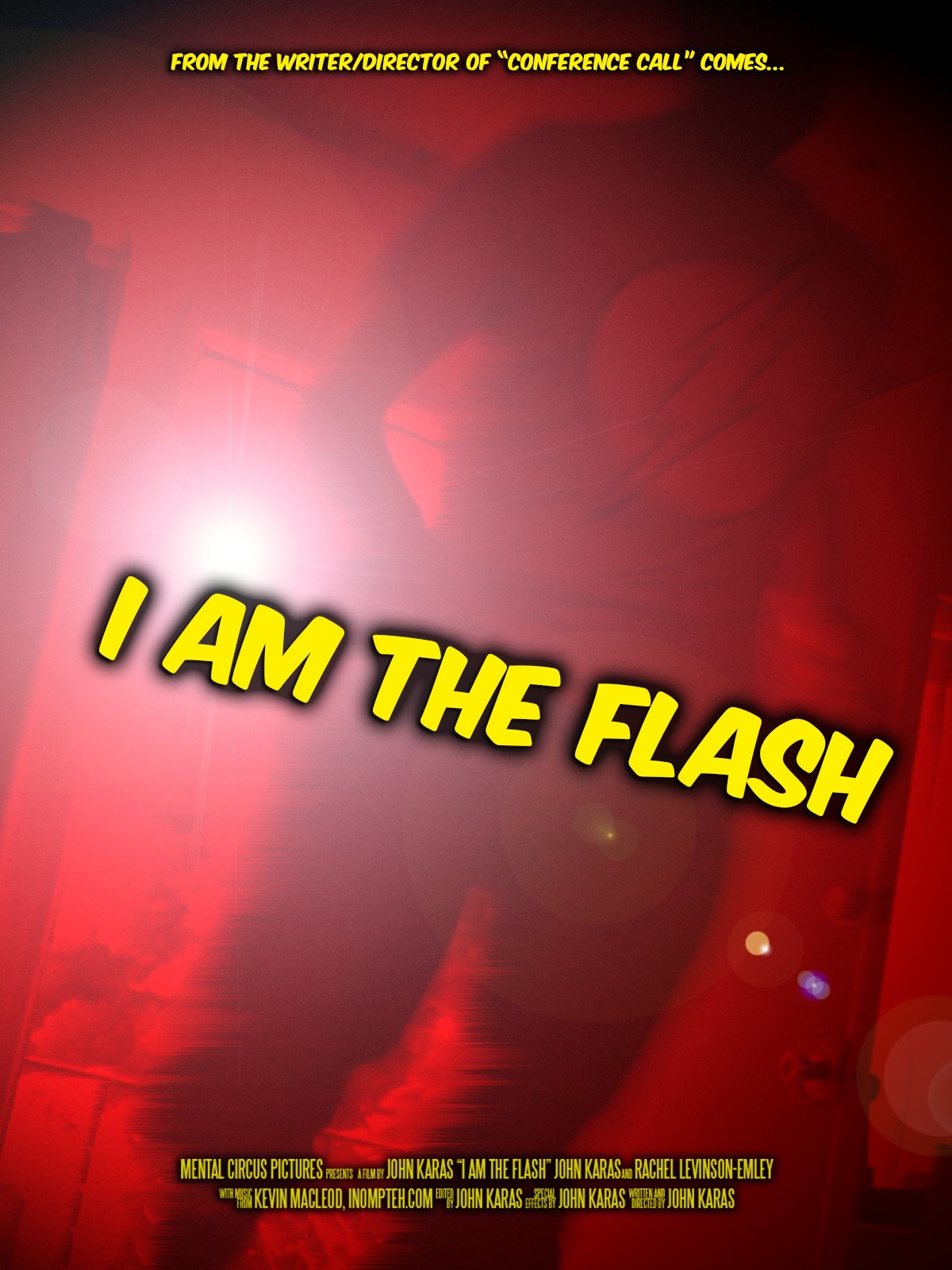 I am the Flash on Amazon Prime Instant Video UK