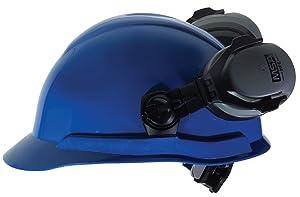 MSA 10061272 SoundControl HPE Earmuff, 27 dBa (Color: Black, Tamaño: 27 dBa)