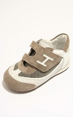 88620 sneaker HOGAN JUNIOR OLYMPIA WRAP MONOSTRAP H LASER scarpa ...