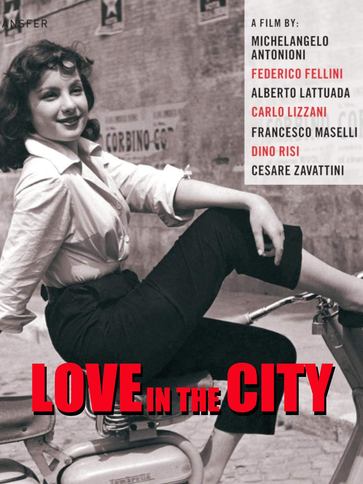 Love in the City on Amazon Prime Instant Video UK