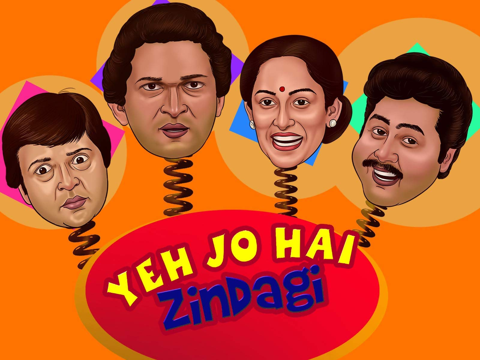 Yeh Jo Hai Zindagi on Amazon Prime Video UK